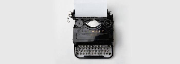 Grande nouvelle : l'écriture est de retour