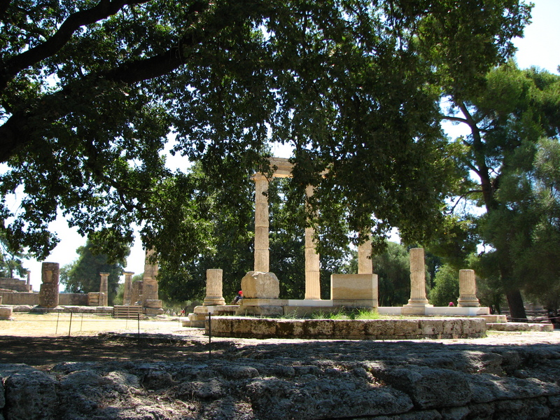 Site UNESCO Olympia