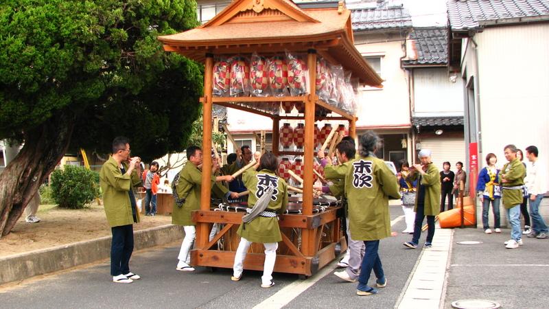 Festival du Taiko a Matsue