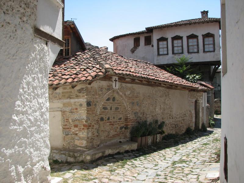 Kastoria vielles rues