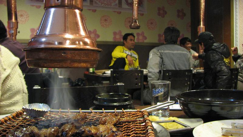 Restau viande grillée