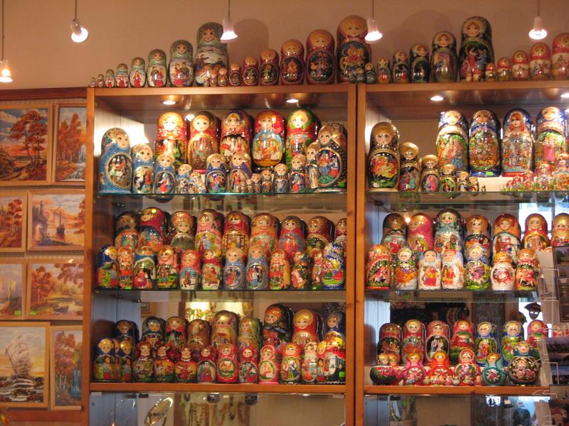 Tallinn poupées gigognes estoniennes