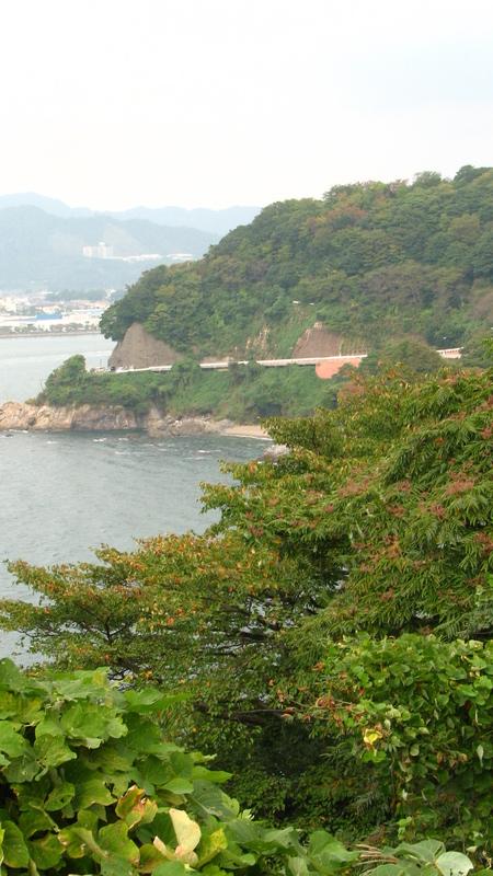 Japon la côte Nord Kyoto