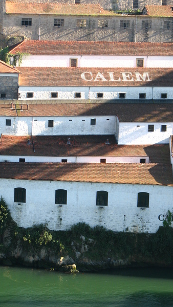 Porto toit des caves
