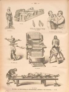 Tortures document allemand