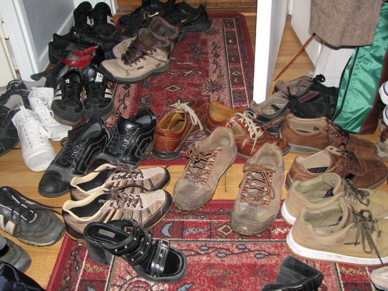 On enlève ses chaussures Finlande