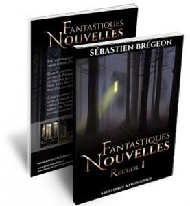 Couverture du recueil Fantastiques Nouvelles