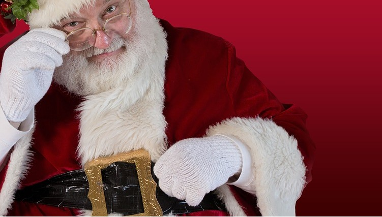 Père noel – article Merry Christmas – Des nouvelles d'outre-Atlantique